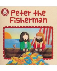 Candle Little Lambs-Peter The Fisherman Booklet