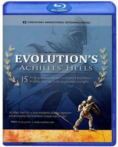 Evolution's Achilles' Heels (EAH)-Blu Ray (D2)