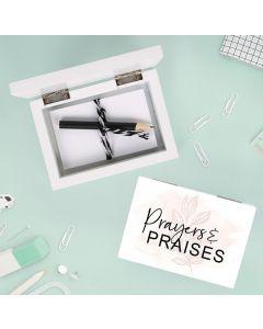 Prayer Box/24 Cards:Prayers And Praises, BXP0007