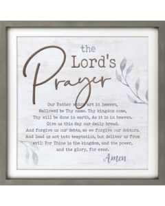 Wall Decor Dimension:Lord's Prayer  DFR0008