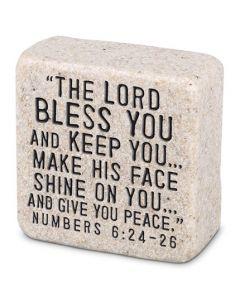 Scripture Stones Mini-Blessings, Numbers 6:24-26, 40762