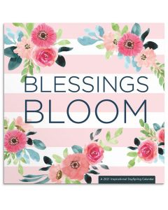 CAL 2021 (Wall)-Blessings Bloom