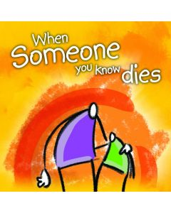 When Someone you know dies-Booklet