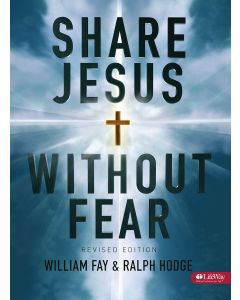 Share Jesus Without Fear-Revised (DVD)