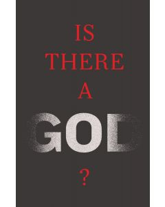 Tracts-Is There a God? (Pack of 25)