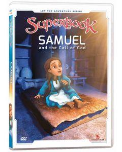 Superbook 3-Samuel & the Call of God  (DVD)