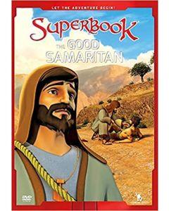 Superbook 3-Good Samaritan (DVD)
