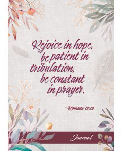 Rejoice In Hope - Journal