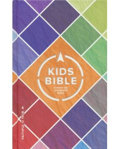 CSB Kids Bible - Hardcover