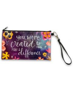 Zippered Bag: God has Great Plans, 78384