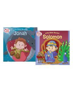 Flip Over Book-Solomon & Jonah
