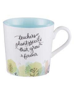 Mug:Ceramic-Teacher Seeds