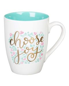 Mug:Ceramic-Choose Joy