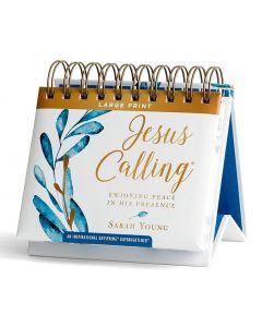DayBrighteners-Jesus Calling, Large Print, J4909