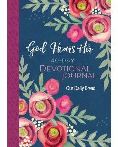 Journal:God Hears Her 40-Day Devotional