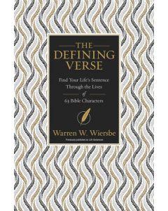 The Defining Verse