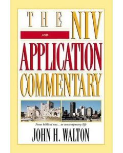 NIV Application Commentary OT-Job