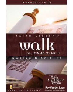 Faith Lessons/Walk As Jesus Walked-Disc.Gd Vol.7