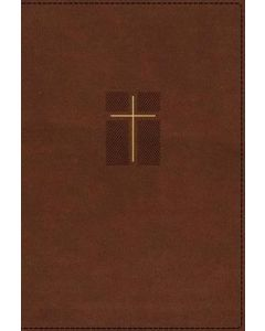 NIV Quest Study Bible LtrSoft-Brown INDEX,Cft Prt