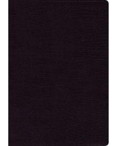 NASB Thinline Bonded-Black,  Comfort Print