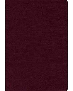 NASB Thinline Bonded-Burgundy, Cft Prt