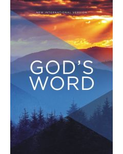 NIV God's Word Outreach Bible, Softcover