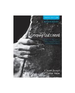 Grasping God's Word-Workbook
