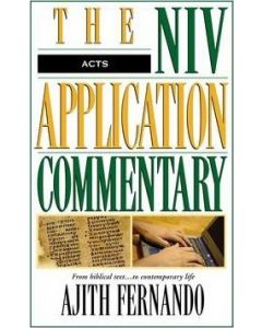 NIV Application Commentary NT-Acts