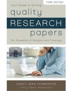 Quality Research Papers-3rd Edn