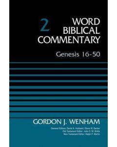 Word Biblical Commentary-Gen.16-50, Vol. 2