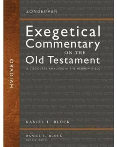 Zondervan Exegetical Commentary OT-Obadiah