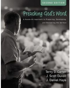 Preaching God's Word-2nd Edn