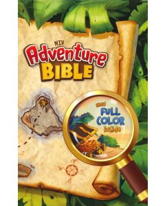 NIV Adventure Bible-Softcover, Revised