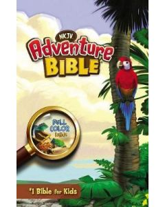 NKJV  Adventure Bible  Hardcover  Full Color