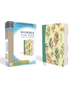 NIV Bible For Kids Thinline Edition Flexcover-Teal