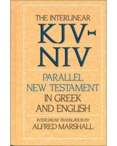 Interlinear KJV/NIV Parallel NT in Greek / English