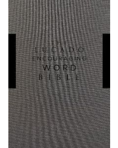 NKJV Lucado Encouraging Word Bible-O/Board, Gray