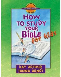 Inductive Bib.Sty/Kid-How To Study Your Bible for your Kids