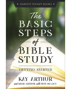 Basic Steps of Bible Study
