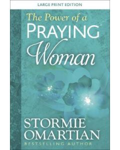 Power of a Praying (R) Woman Large Print