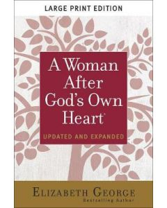 A Woman After God's Own Heart (R) Large Print