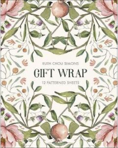 "Gracelaced Gift Wrapping Papers, 12pcs /18""x24"""