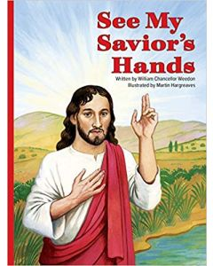 See My Savior's Hands