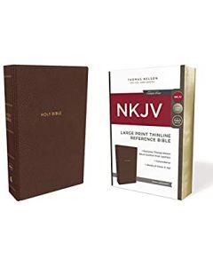NKJV Thinline Ref.Large Print
