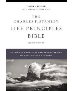 Nasb  Charles F. Stanley Life Principles Bible  2nd Ed.