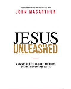 Jesus Unleashed-Hardcover