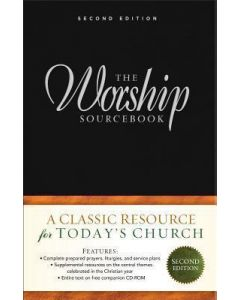 Worship Sourcebook (w/CD Rom)-2nd Edn