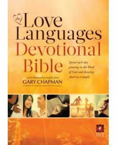 NLT Love Languages Devotional Bible