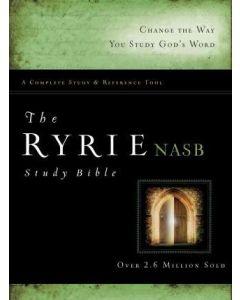 Ryrie NASB Study Bible-HC