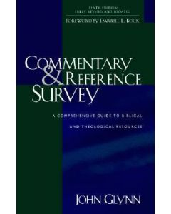 Commentary and Reference Survey (10th Edn)